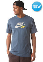 NIKE SB Icon Logo S/S T-Shirt new slate