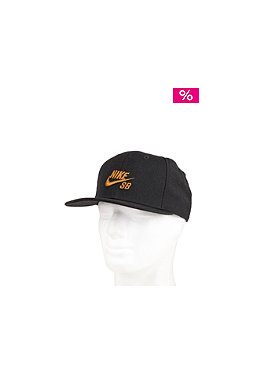 NIKE SB Icon Snap Back Cap black