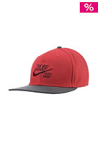 NIKE SB Icon Snapback Cap gym red/black/anthracite/team red