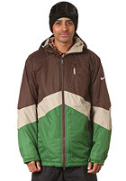 NIKE SB Kampai 2.0 Jacket baroque brown/bamboo/fortress green