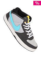 Kids Mavrk Mid 3 GS anthracite/gamma blue-wlf grey