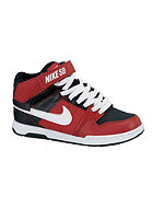 NIKE SB Kids Mogan Mid 2 JR gym red/white-black
