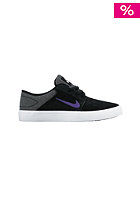 Kids Portmore GS black/court purple-white