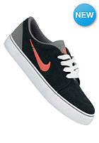 NIKE SB Kids Satire (Gs) black/laser crimson-white-blk