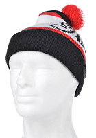NIKE SB Old Snow Beanie black/white/university red