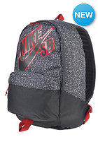 NIKE SB Piedmont Backpack anthracite/gym red/(black)