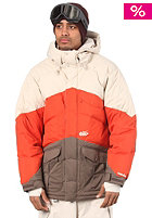 NIKE SB Prost Down Jacket dark cooper/birch/ironstone