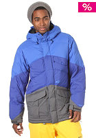 NIKE SB Prost Down Jacket drenched blue/treasure blue/dark grey
