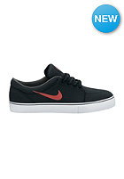 NIKE SB Satire Canvas black/lt crimson-drk base grey