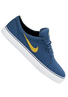 NIKE SB Satire Canvas new slate/varsity maize-white