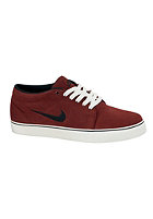 NIKE SB Satire Mid team red/black-ivory-black