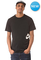 NIKE SB Skyline DFT S/S T-Shirt black/white