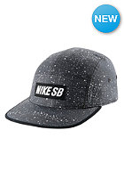 NIKE SB Speckle 5 Panel Cap black/black