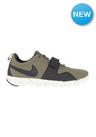 NIKE SB Trainerendor medium olive/black-lsr orng-sl