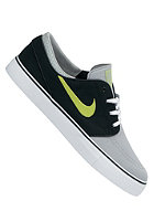 NIKE SB Zoom Stefan Janoski Canvas base grey/venom green-black