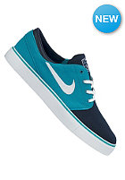 NIKE SB Zoom Stefan Janoski Canvas turbo green/white-obsidian