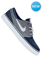 NIKE SB Zoom Stefan Janoski midnight navy/white-cool grey