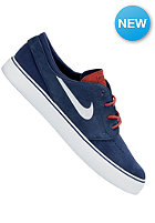 NIKE SB Zoom Stefan Janoski midnight navy/white-lt crimson