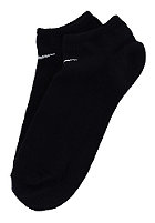 NIKE SPORTSWEAR 3 Pack Value No Show Socks black