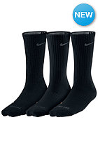 3Pack Drifit Lightweight Crew Socks black/(flint grey)