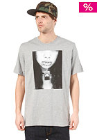 NIKE SPORTSWEAR AF1 Seduce Me S/S T-Shirt dark grey heather/black