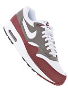 Air Max 1 Essential team red/white-petra brown-blk