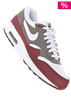 NIKE SPORTSWEAR Air Max 1 Essential team red/white-petra brown-blk