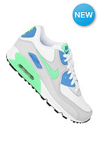 NIKE SPORTSWEAR Air Max 90 GS white/psn grn/pht bl/ntrl gry