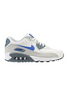 NIKE SPORTSWEAR Air Max 90 Lthr summit white/lyon blue-gry mst