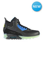 NIKE SPORTSWEAR Air Max 90 Sneakerboot Ice black/black-dark ash-pht blue