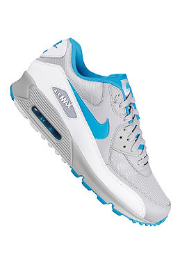 NIKE SPORTSWEAR Air Max 90 wolf grey/dynamic blue/white