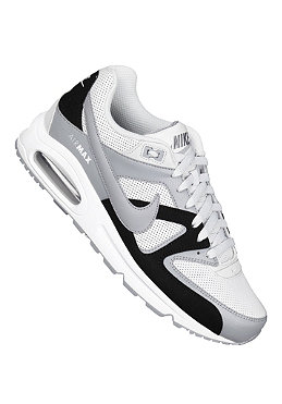NIKE SPORTSWEAR Air Max Command Leather pure platinum/black/white