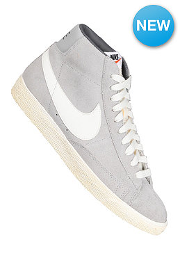 NIKE SPORTSWEAR Blazer Hi Suede Vintage wolf grey/sl dark grey/gm dark brown