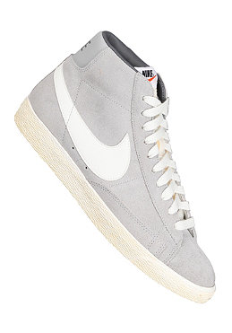 NIKE SPORTSWEAR Blazer Hi Suede wolf grey/sl dark grey/gm dark brown