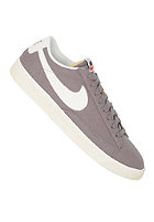 NIKE SPORTSWEAR Blazer Low Premium Vintage Canvas sport grey/sail-red reef