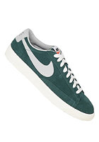 NIKE SPORTSWEAR Blazer Low Premium Vintage Suede dk atomic teal/strata grey-sl