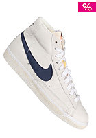 NIKE SPORTSWEAR Blazer Mid Premium sail/midnight navy/white/gym medium brown