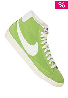 NIKE SPORTSWEAR Blazer Mid Premium Vintage Suede action green/sail