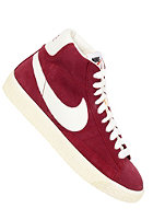 NIKE SPORTSWEAR Blazer Mid Premium Vintage Suede team red/sail