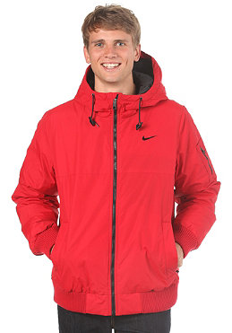 NIKE SPORTSWEAR Bomber Jacket gym red/black