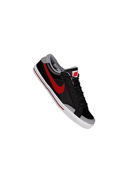 NIKE SPORTSWEAR Capri II black/gym red/anthracite/steel