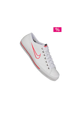 NIKE SPORTSWEAR Capri SI white/white/hot punch/black