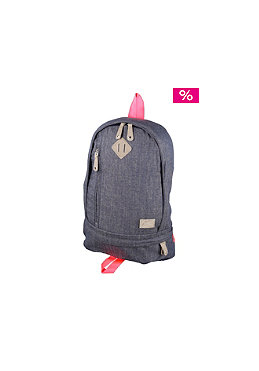 NIKE SPORTSWEAR Cheyenne Chambray BP Bag midnight navy/hot punch