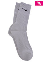 NIKE SPORTSWEAR Cotton Half Cush 3 Pack Socks white