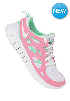 NIKE SPORTSWEAR Free Run 2.0 GS digital pink/white/trmln/blk