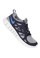 NIKE SPORTSWEAR Free Run 2.0 GS stealth/photo blue-obsidian