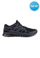 NIKE SPORTSWEAR Free Run 2 black/black-black-mtllc silver