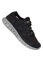 NIKE SPORTSWEAR Free Run+ 2 black/black-metallic silver