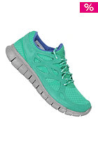 NIKE SPORTSWEAR Free Run+ 2 stdm grn/stdm grn-mtllc slvr-v