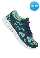 NIKE SPORTSWEAR Free Run 2 Woven sprt trq/mid trq/trmln/ttl crm